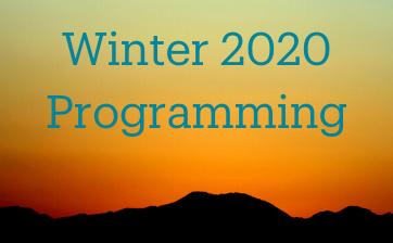 Winter 2019 Programming thumbnail