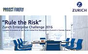 Zurich Enterprise Challenge Flyer