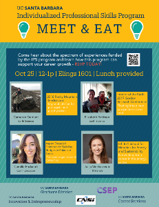 Meet & Eat Flyer October 2019